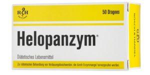 para que sirve el helopanzym nf